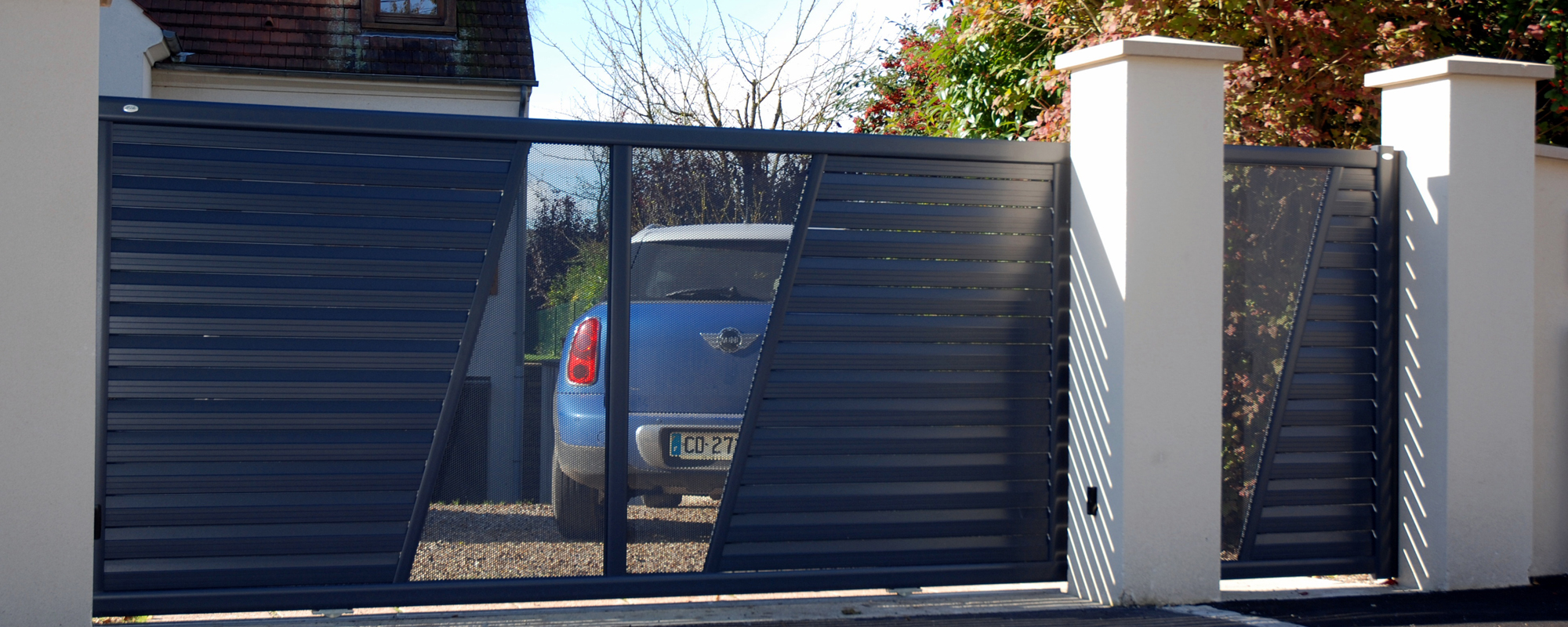 fabricant et installateur de v randa pergola portail sur le mans. Black Bedroom Furniture Sets. Home Design Ideas